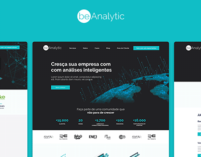 Layout - beAnalytics