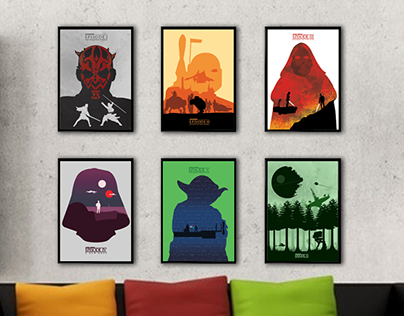 Star Wars - Poster Collection 01