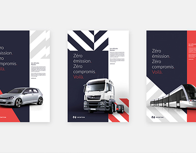 NEWTON VEHICLES BRANDING