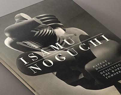 Identity/Brand Package: Isamu Noguchi Exhibitition