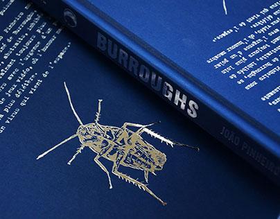 Burroughs em francês - editoraPresque Lune.