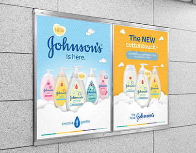 JOHNSONS BABY Campaign
