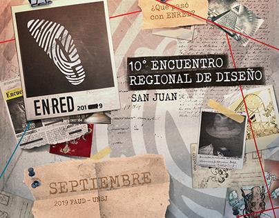 Enred 2019 / Dirección de arte.