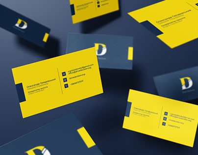 Latest Business Card Designs Examples