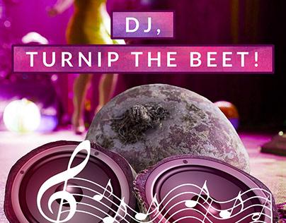 Turnip the Beet Social Media Post