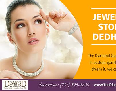 Jewelry Store Dedham | TheDiamondGuild.com |call +1 781