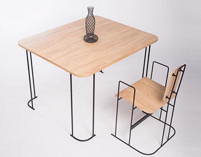 Dining tableRubicon S5