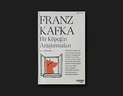 Franz Kafka - Oriana Fallaci. Book cover design