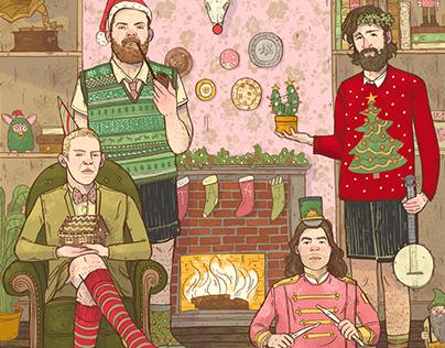 Taaj Christmas