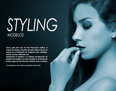 Styling Modelos