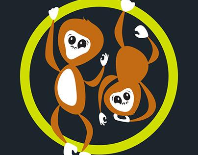 Motion Graphic: Bumfuzzled Gibbons