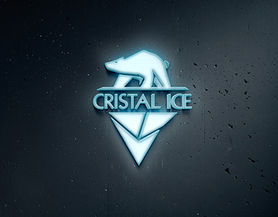Crystal Ice | Branding