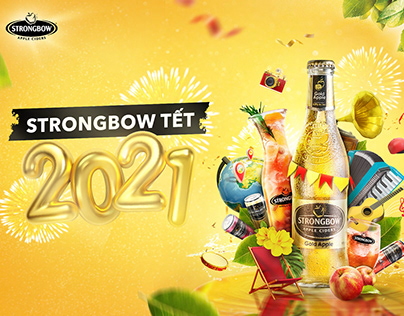 Strongbow Cider: Strongbow Festive 2021