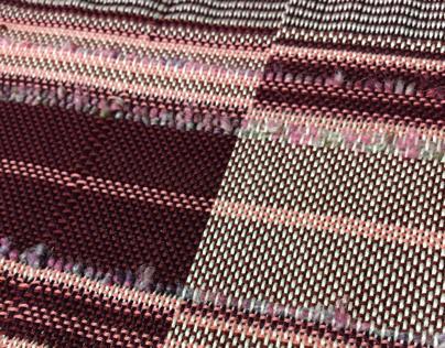 Woven sample
