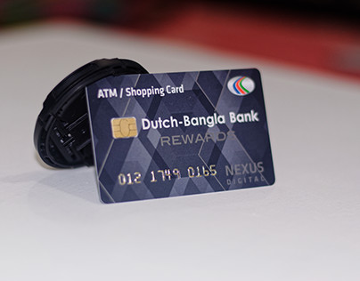 DBBL EMV Smart Chip Card