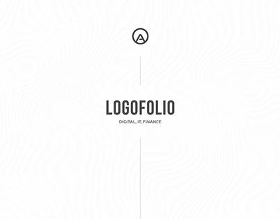 Amprise Design logofolio Digital , IT , Finance
