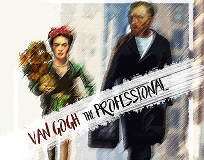 Van Gogh The Professional