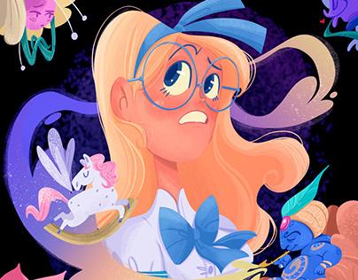 70's Alice in Wonderland - Part II