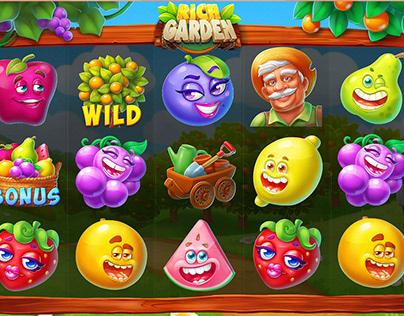 Rich Garden Slots