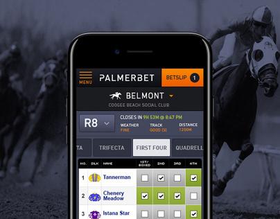 Palmerbet Mobile