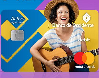Campaña tarjeta activa BDO