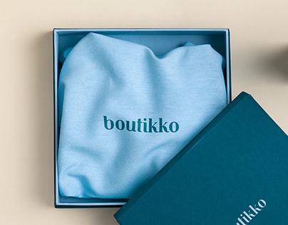 Boutikko - Brand Design