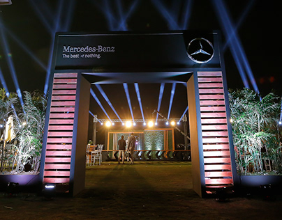 Mercedes Benz _Family Day Event