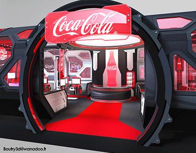 Creative Design for Coca-Cola