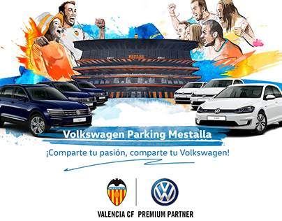 Valencia Volkswagen campaign