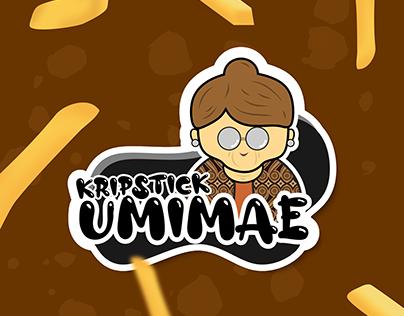 Logo for KRIPSTICK UMIMAE