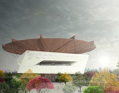 Fábrica de Ideas (Ciudad de México) / Arquitectura