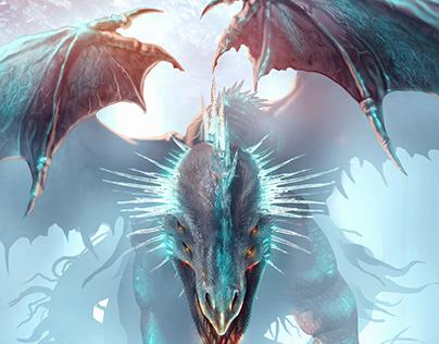 Wuldafang the Snow Dragon