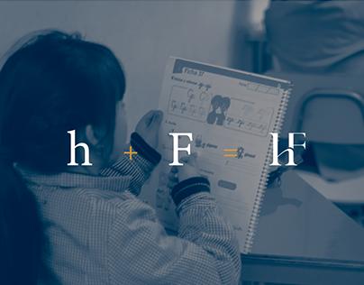 Colegio Henri Fayol | Visual Identity + UI/UX