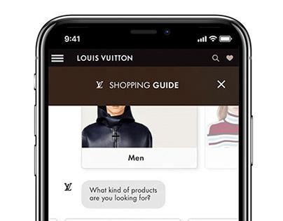 Louis Vuitton - Chatbot (2018)