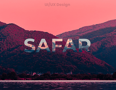 Safar - A travel Agency Website