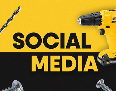 Social Media - DeWalt
