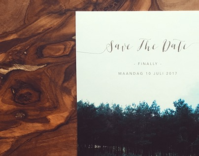 Wedding Invitation // Nr.4