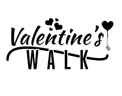 Valentine's Walk