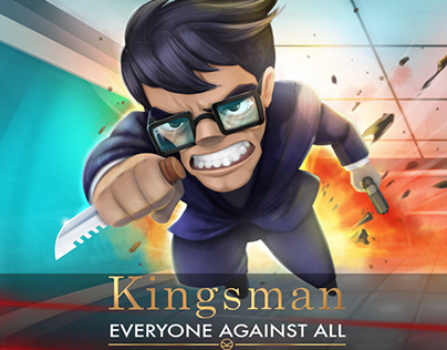 Kingsman Mobile Game Concept
