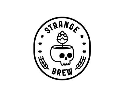 Strange Brew Beer