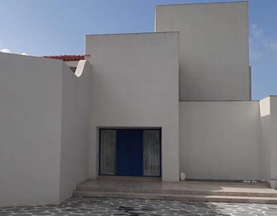 House on a Hill - Morjim, Goa
