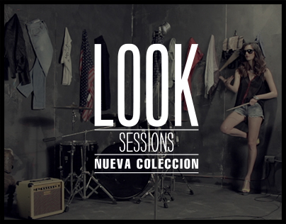 Falabella / Look Sessions / Interactive / Digital