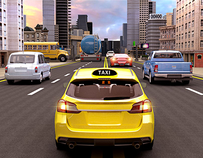 Taxi_Game