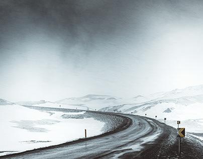 Iceland / Roads.