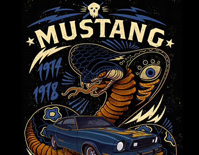 Mustang for Ford Motor Company