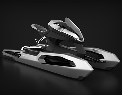 Modular Vehicle - Aclimatis Water