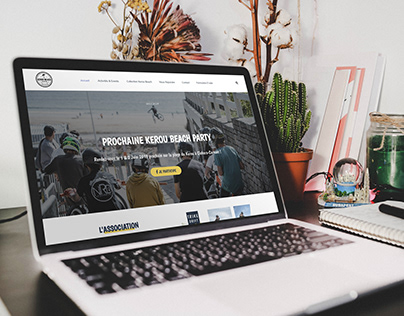 WEBSITE - Kerou Beach Association