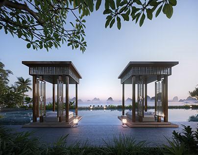 InterContinental Residences HalongBay Visual