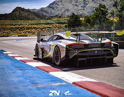 Rocket Motorsport McLaren 720S GT3