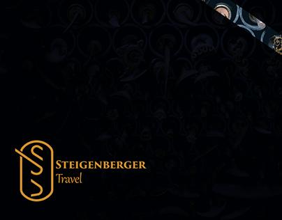 Steigenberger travel Branding